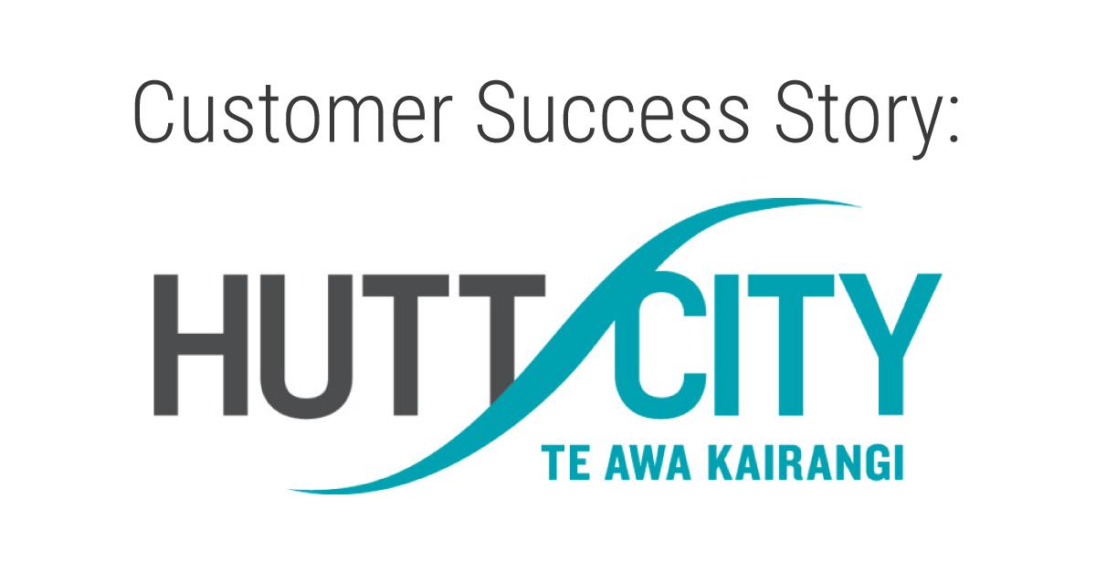 Hutt City Customer Success